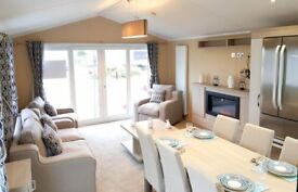 6 Berth 2018 Luxury Static Caravan for Sale at Camber Sands near East Sussex, Kent, Hastings and Rye