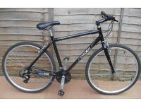 Trek Road Bike Large 20in Frame - 700 wheels - 21 speed - good condition