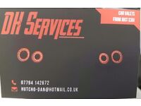 Mobile Car Valeting DH Services