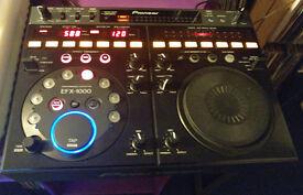 Pioneer fx 1000