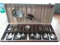 Yeoman Plate cutlery set