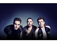 2x Busted tickets 17/10/17 Royal Albert Hall
