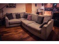 Gorgeous corner sofa bed