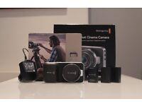 Blackmagic Design Pocket Cinema Camera BMPCC - Boxed With 3 batteries