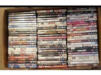 MIXED GENRE DVD'S...