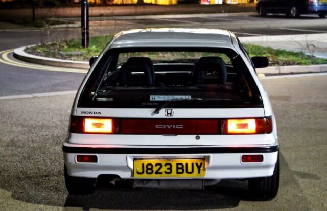 Honda Civic classic box shape mk4 ef not crx vtec type r crz 15 x 8j   in  Leicester, Leicestershire   Gumtree