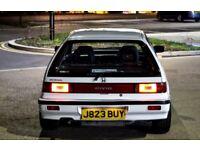 Honda Civic classic box shape mk4 ef not crx vtec type r crz 15 x 8j