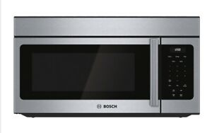 BOSCH Over-The-Range Microwave - 1.6 cu. ft. -Stainless Steel