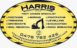 Harris Excavation Services Mount Lewis Bankstown Area Preview