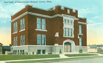 Carey,OH. Our Lady of Consolation (Our Lady Of Consolation School Carey Ohio)