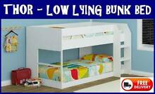 Bunk Bed - BRAND NEW Low Level Single Bunk Bed DELIVERED FREE New Farm Brisbane North East Preview