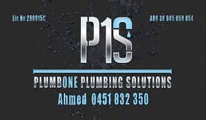 PlumbONE Plumbing Solutions PTY LTD Liverpool Liverpool Area Preview