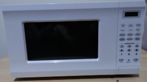 Good Quality microwave plus electric fan Crawley Nedlands Area Preview
