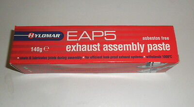 Exhaust Pipe Silencer Paste Repair and Assembly for  Motorcycles and Scooters