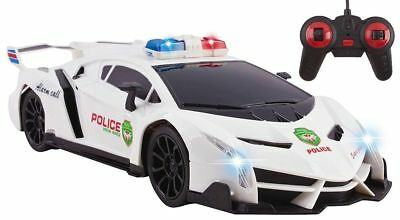 Toys For Boys Kids Children Police Car for 3 4 5 6 7 8 9 10 Years Olds Age](Toy Car For Kids)
