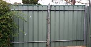 Large Colourbond Gates Redwood Park Tea Tree Gully Area Preview