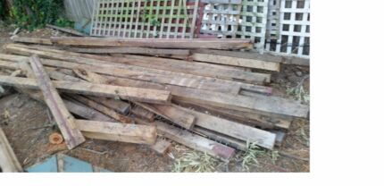 Red gum wood and some other woods Scoresby Knox Area Preview