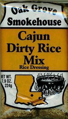 Oak Grove Cajun Dirty Rice Mix (5 pack - 7.9 ounces each) Dirty Rice Mix