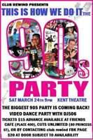 This is How We Do It 90s Party