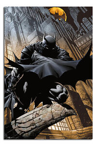 Batman-Comic-Stalker-Large-Wall-Poster-New-Maxi-Size-36-x-24-Inch
