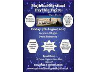 Majickal Mystical Psychic Fayre