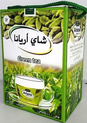 Ariana Green Tea Loose - 100% Natural Tea