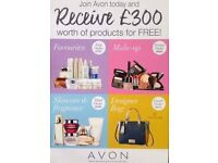 Join My Team with Avon