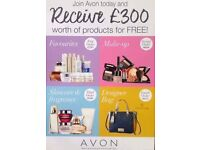 Join Avon- Work from Home - Try for free
