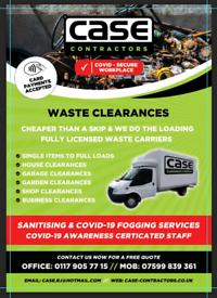 Rubbish clearance furniture clearance waste clearance shop clearance