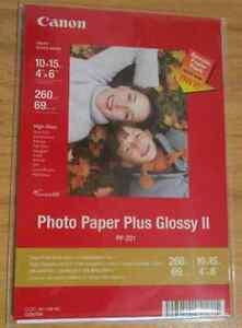 Canon Photo Printing Paper 10 x 15 cm Barden Ridge Sutherland Area Preview