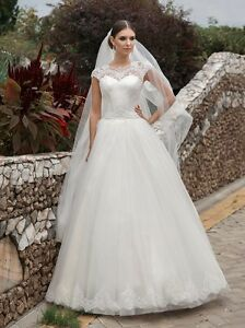 Beautiful Italian Wedding Dress