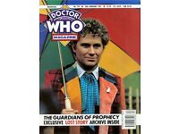 Hundreds of Doctor Who Magazines from 1990 onwards