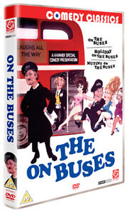 On the Buses/Mutiny On the Buses/Holiday On the Buses (Box Set) [DVD]