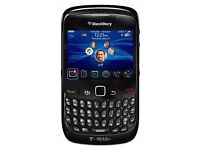 BLACKBERRY CURVE 8520( UNLOCKED) IN VERY GOOD CONDITION.++++++