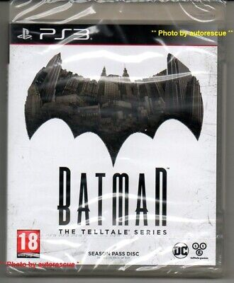 Batman The Telltale Series   'New & Sealed'   *PS3* for sale  Shipping to Nigeria