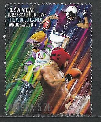 Polonia 2017 10 Juegos Deportivos