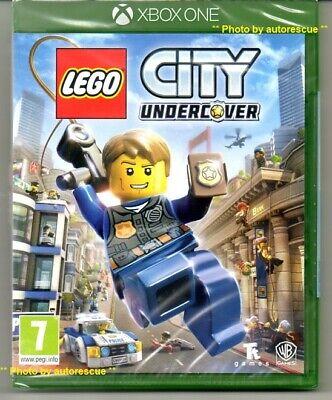 LEGO City Undercover  'New & Sealed' *XBOX ONE (1)*