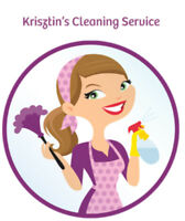 Krisztin's Cleaning Service