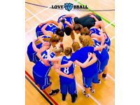 WOMEN'S BASKETBALL TEAM IN LONDON - JOIN THE LITTLE BLUES