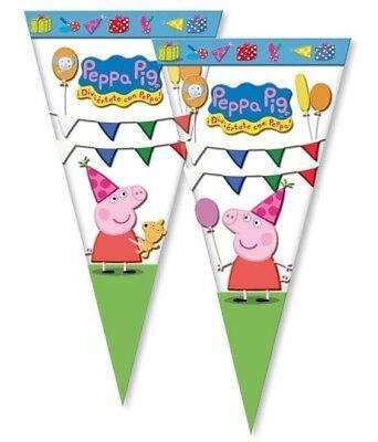 GELN FÜR SÜßIGKEITEN MARSHMALLOW PEPPA PIG FINE FEST PARTY (Peppa Pig Party-taschen)