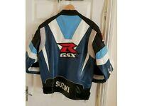 Suzuki GSXR Motorcycle Jacket L