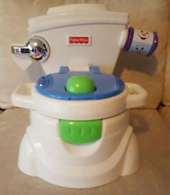 Fisher Price Musical Potty