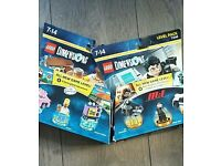 Lego dimensions fun & team packs