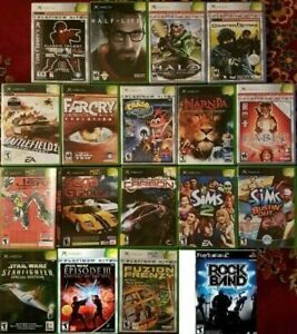 Original XBOX and PS2 games (Various Prices) '