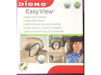 Diono back seat mirror