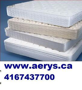 WHOLESALE FURNITURE WAREHOUSE LOWEST PRICE GUARANTEED WWW.AERYS.CA or call 416-743-7700 bed starts from $129