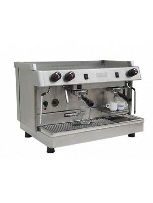 New 2 Group Tall Espresso Cappuccino Machine Great Deal