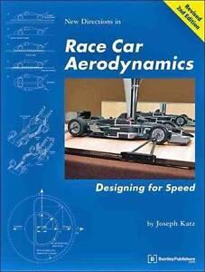 Race Car Aerodynamics by Joseph Katz Blacktown Blacktown Area Preview