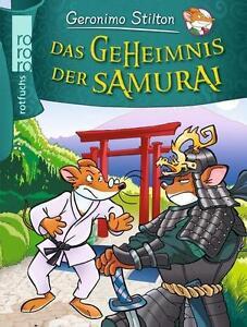 Das Geheimnis der Samurai / Geronimo Stilton Bd.35 von Geronimo Stilton (2015, G
