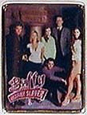 Buffy The Vampire Slayer TV Series Promo Metal Pin (BFPI-01)